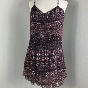 Anthro Sanctuary Sleevless Tunic Top Sundress S /M